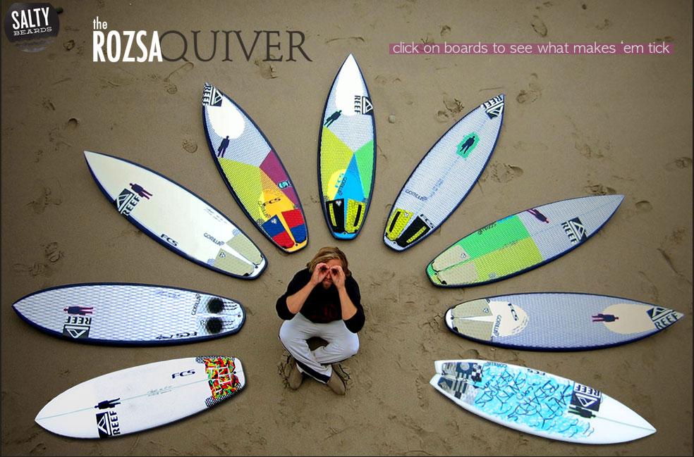 rozsa-quiver