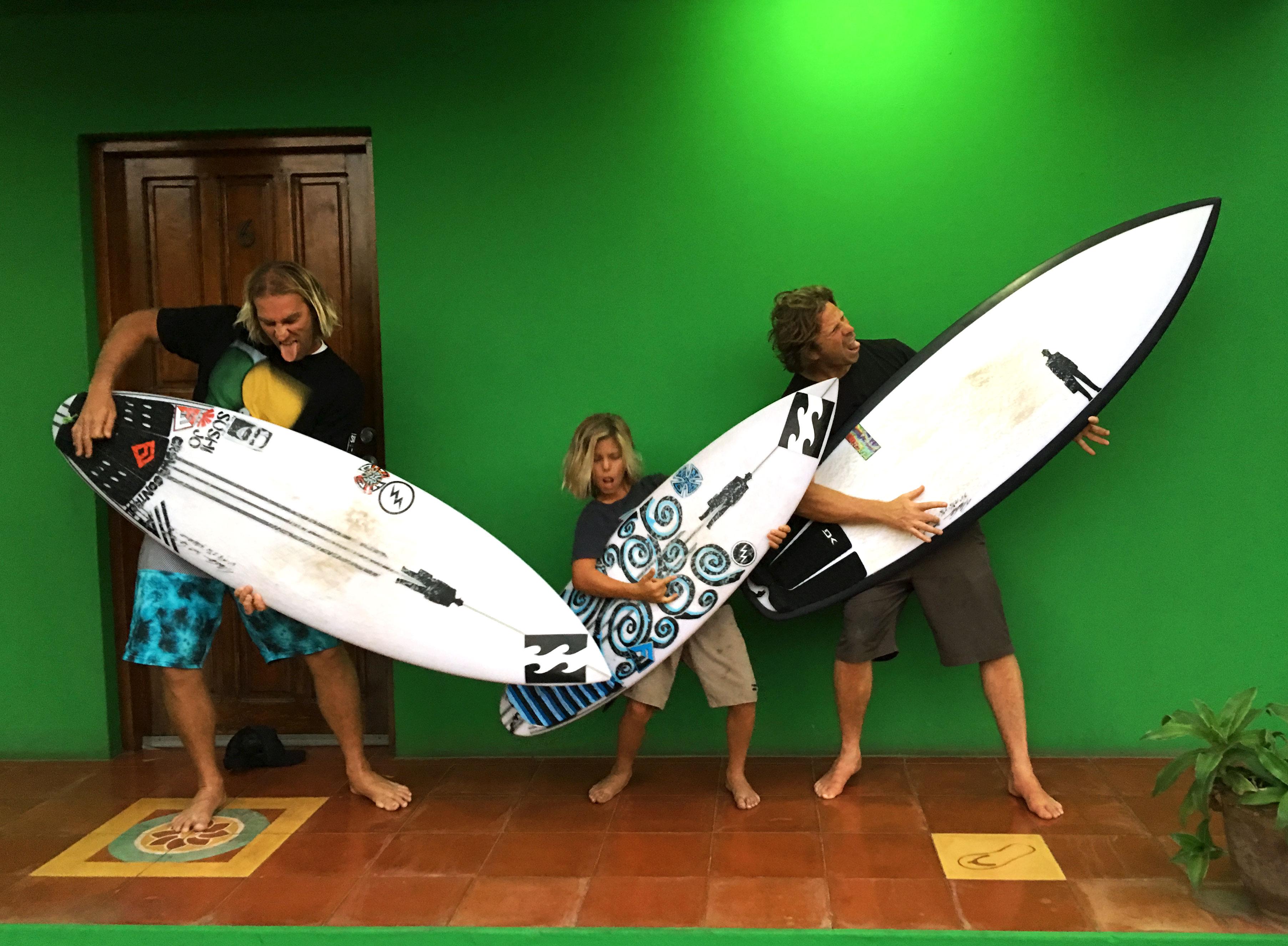 surf trips rock