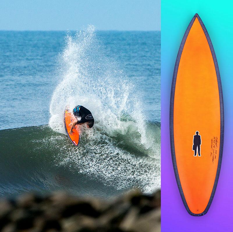 Surfline TechnoColor featuring Techtonaught G4-71 Jetstream